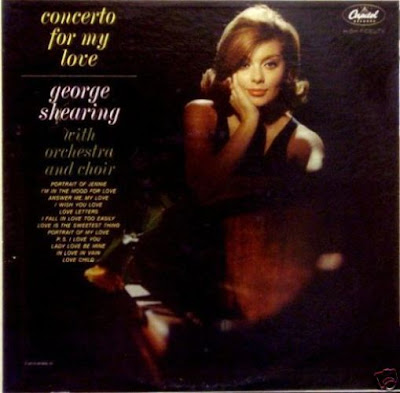 GEORGE SHEARING - CONCERTO FOR MY LOVE (1962)