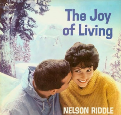 Cover Album of NELSON RIDDLE - THE JOY OF LIVING (1959)