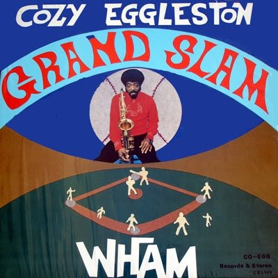 COZY EGGLESTON - GRAND SLAM WHAM (1969)