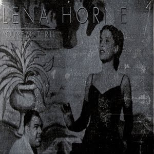 Cover Album of LENA HORNE - YOU'RE MY THRILL (1990)