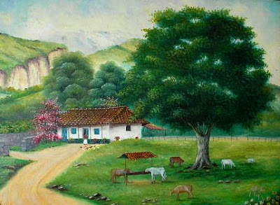 PINTURA: El Paisaje PA200117