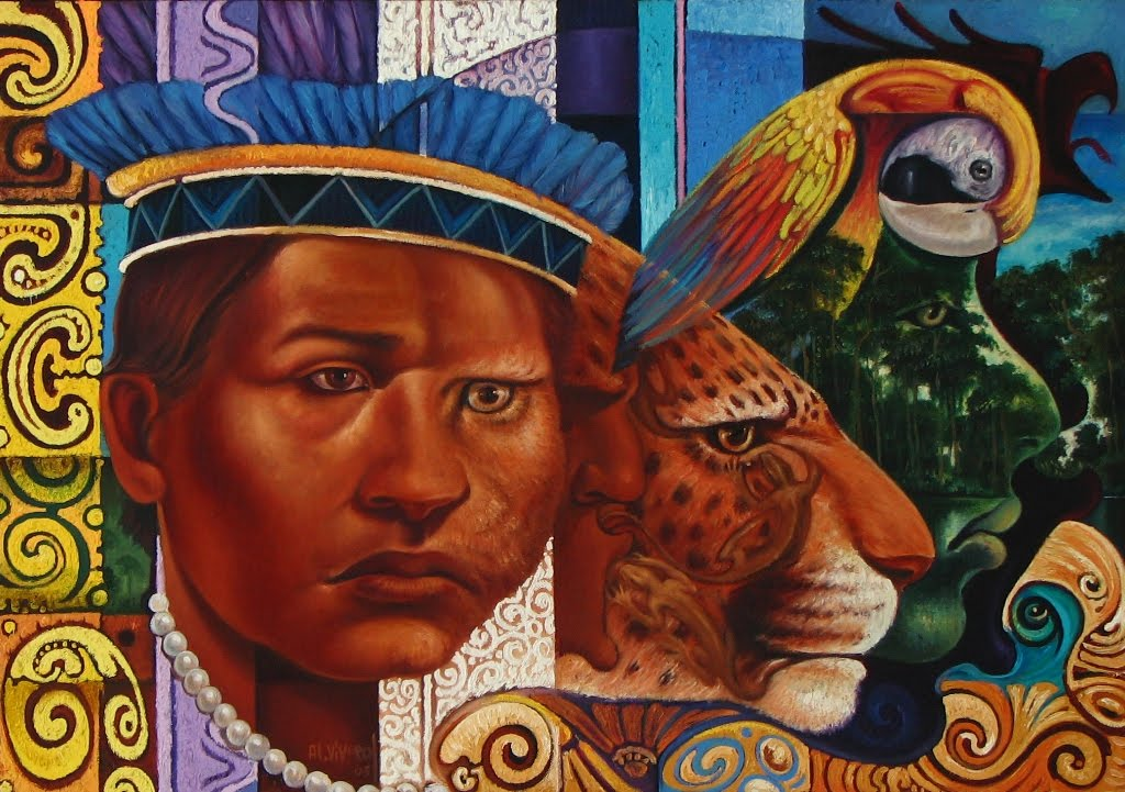 Los mejores pintores fot grafos y escultores de colombia for Viveros forestales en colombia