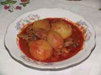 Etli Sebze yemekleri