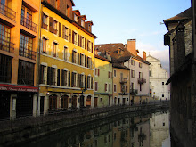 Annecy, October
