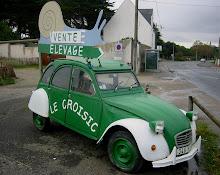 Deux Chevaux, Le Croisic