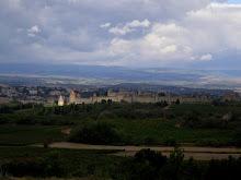 Carcassonne in late September
