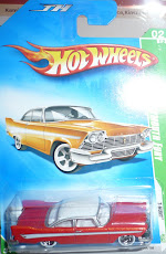 HW T-HUNT PLYMOUTH FURY 09