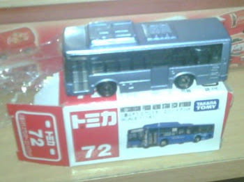 TOMICA BUS no.72 (1:64)