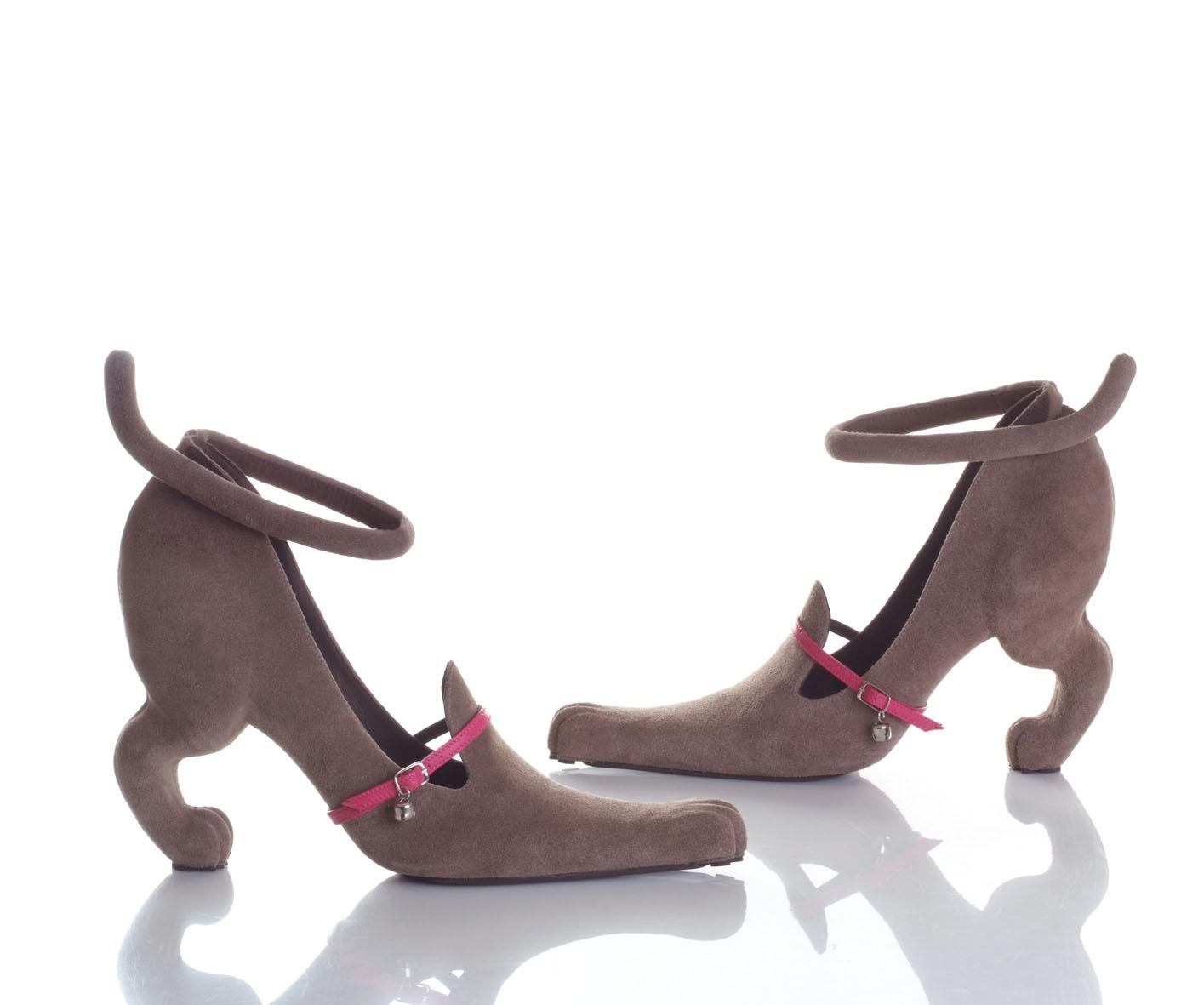 Catsparella: Kitten Heels