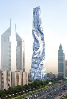 Rotating Tower (Dubai)
