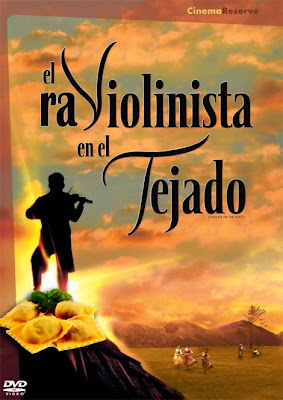 'El raviolinista en el tejado'