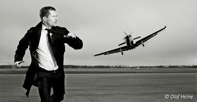 Galería 'Con la avioneta en los talones' en elhobreperplejo.com