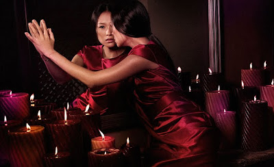 Zhang Ziyi en la galería 'Actrices frente al espejo' de elhombreperplejo.com