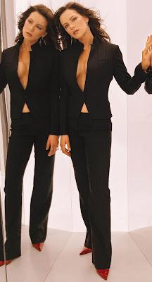 Kate Beckinsale en la galería 'Actrices frente al espejo' de elhombreperplejo.com