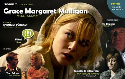 Grace Margaret Mulligan en 'Enemigos públicos' de elhombreperplejo.com