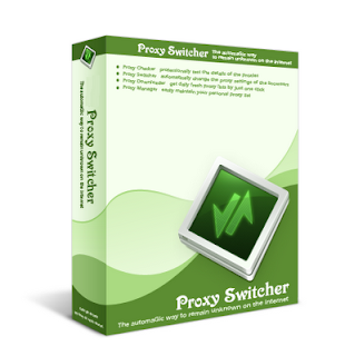 برنامج Proxy Switcher افضل بروكسي