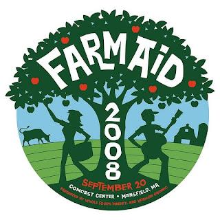 John Mellencamp Farm Aid 2010 Setlist