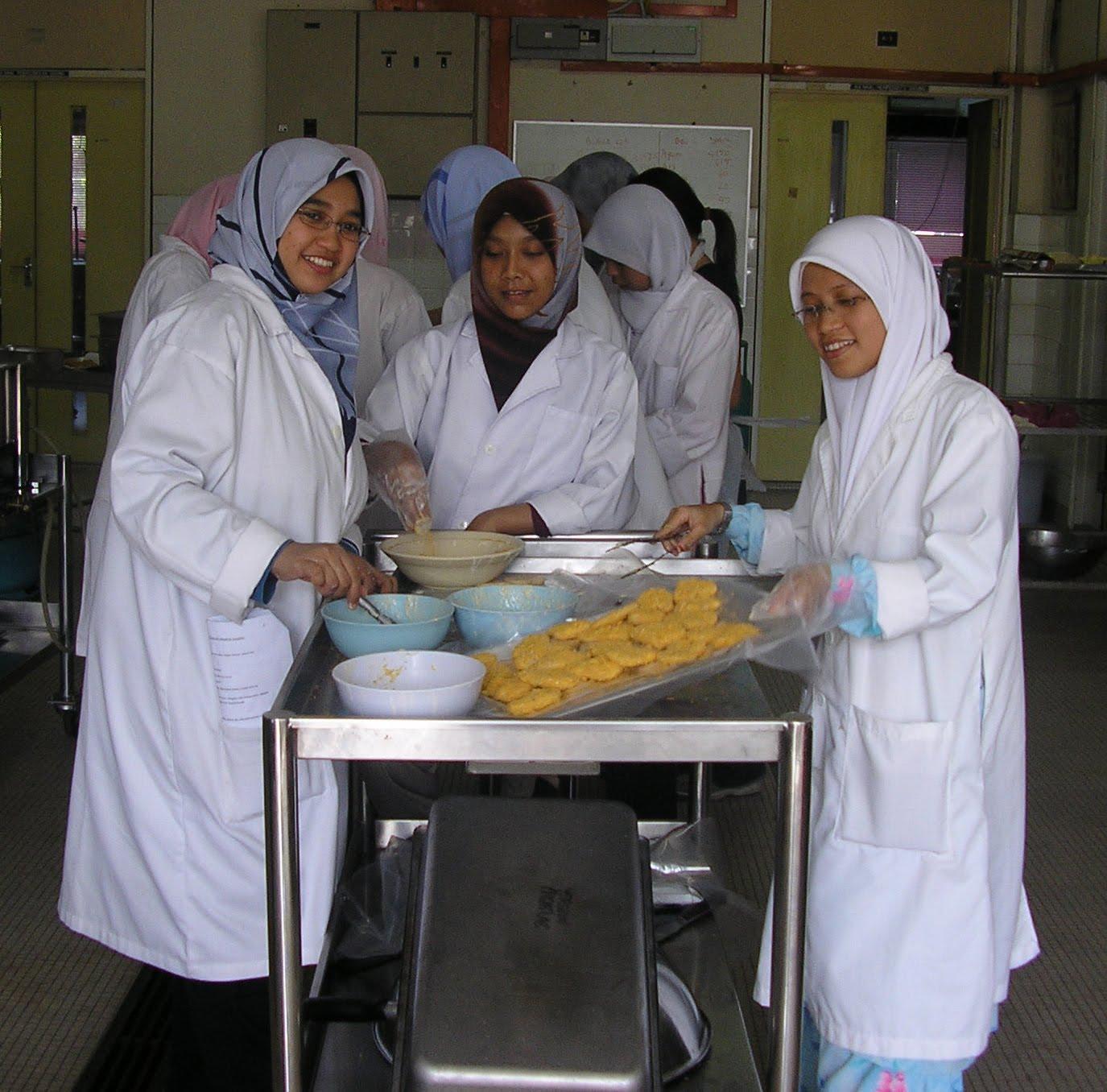 Nugget Ayam Tahu: FaS DELICIOUS FOODS: KURSUS UNTUK PELAJAR USM