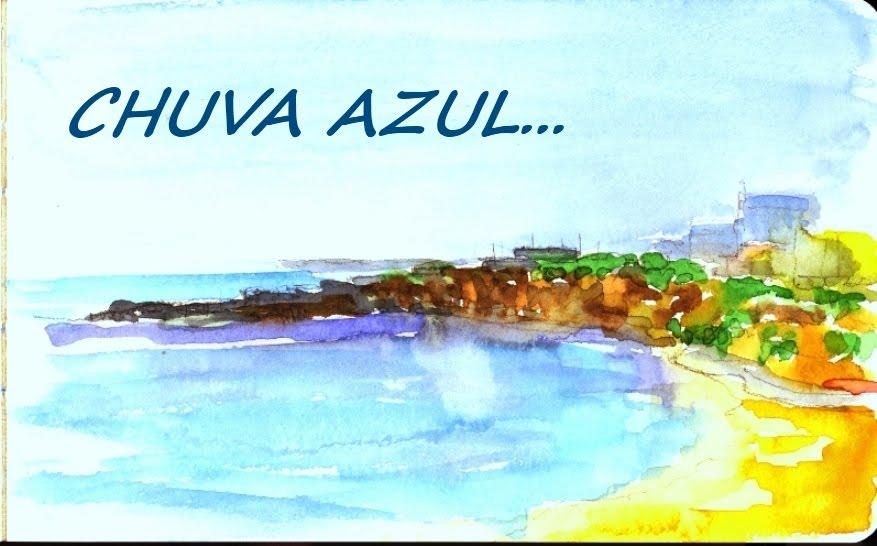CHUVA AZUL