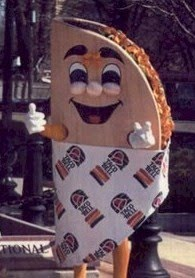 ... a giant taco costume hanging out in front of the store waving at passing drivers and feeling high school girlsu0027 jumblies.  Look! & Rishu0027s Ramblings: Where Walks The Taco Man