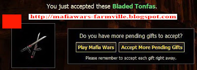 Mafia Wars Bladed Tonfas! | Mafia Wars & Farmville Cheats