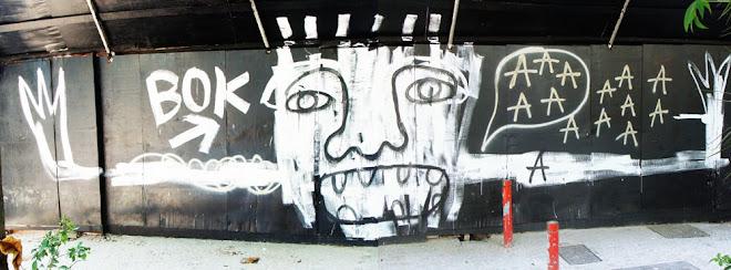 pintura de rua