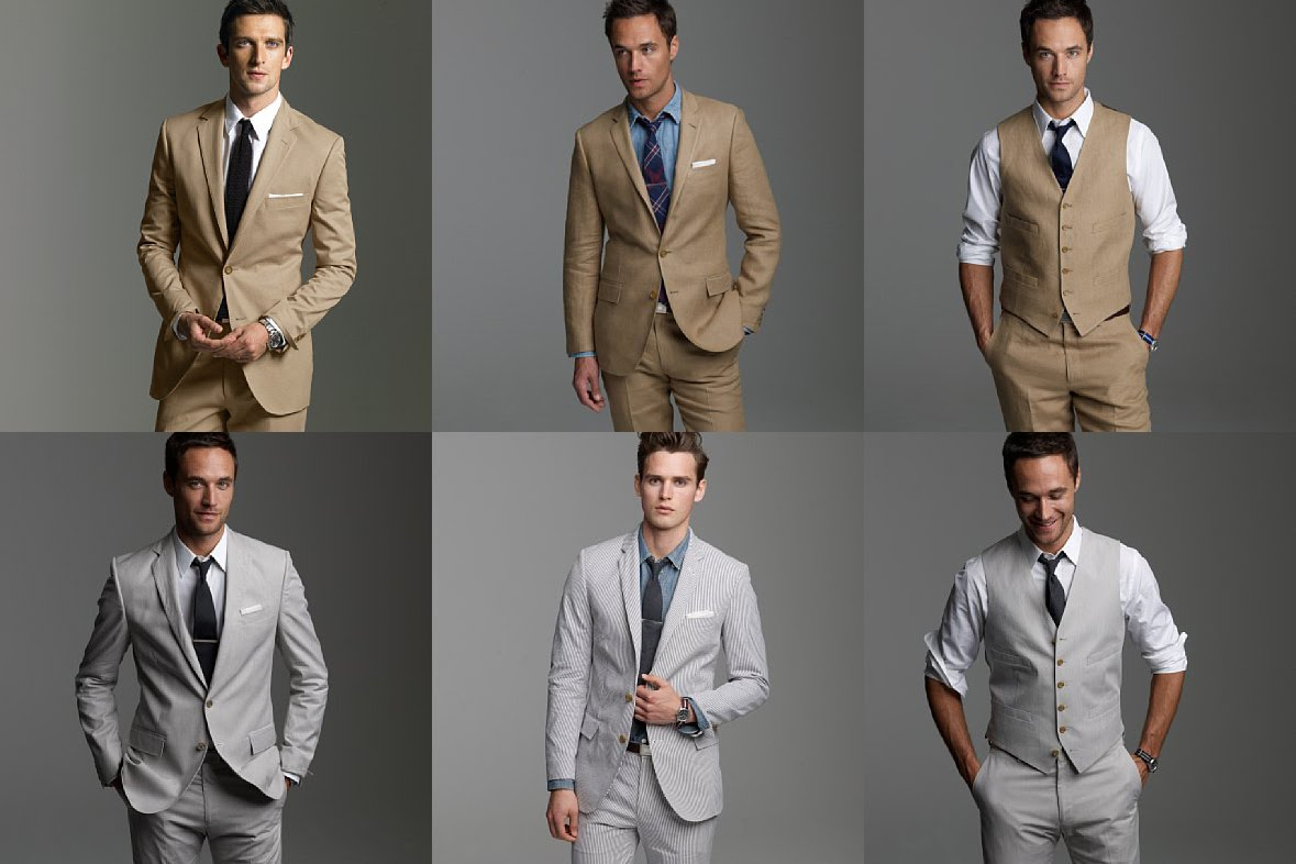 What to Wear Groom