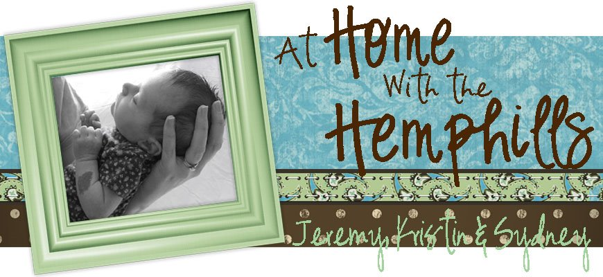 At Home with the Hemphills