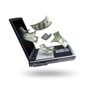 making money online with a computer
