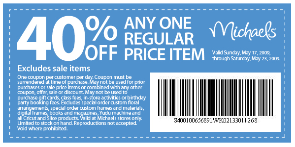 ... Printable Michaels Coupon 50 Off also 2016 Printable Michaels Coupon