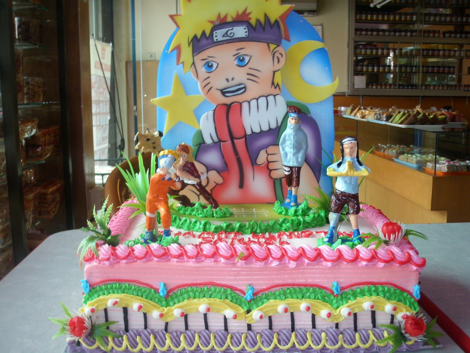 Kue T Ulang Tahun Holland Bakery