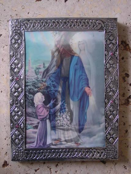 Virgen Milagrosa y de Lourdes