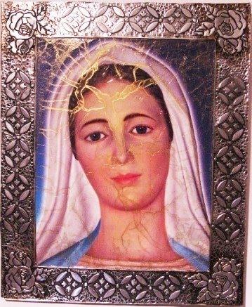 Virgen de Medjugorge