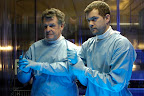 Fringe Promotional Photo: John Noble as Dr. Walter Bishop and Joshua Jackson as Peter Bishop