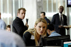 Fringe Promotional Photo: Mark valley as John Scott, Anna Torv as Olivia Dunham, and Lance Reddick as Phillip Broyles
