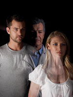 Fringe Promotional Photo - Anna Torv, Joshua Jackson, and John Noble as Olivia Dunham, Peter Bishop, and Walter Bishop
