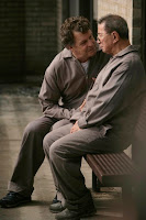 FRINGE: Walter (John Noble, L) returns to St. Claire's Hospital in the FRINGE episode The Equation