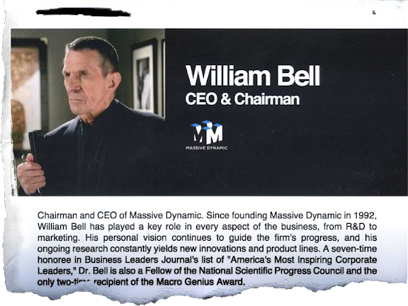 William Bell, CEO & Chairman of Massive Dynamic - Since founding the company in 1992, William Bell has played a key role in every aspect of the business, from R&D to marketing. His personal vision continues to guide the firm's progress, and his ongoing research constantly yields new innovations and product lines. A seven-time honoree in Business Leaders Journal's list of