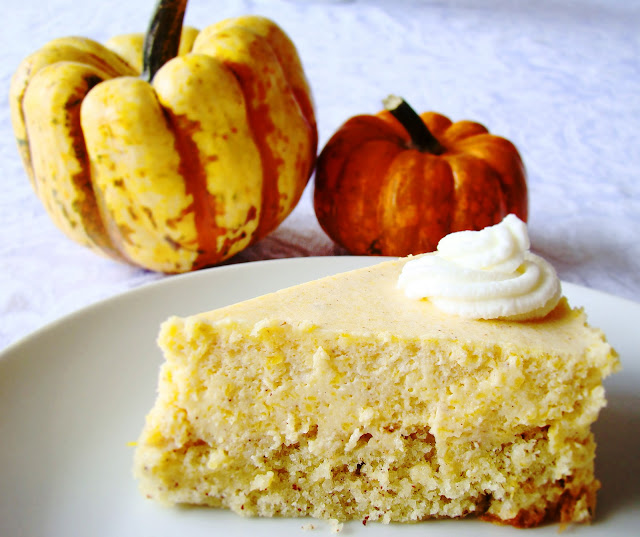 Lulu's Sweet Secrets: Pumpkin Mousse Cake for a Gluten-Free ...