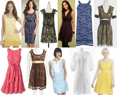 Lace Cocktail Dress on Trendy Dresses   Dresses Gowns