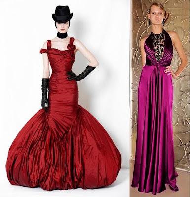 anne hathaway gowns