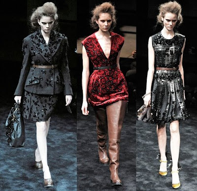 Fashion Runway Videos on Fashion Me Fabulous  Milan Fashion Week Favorites So Far