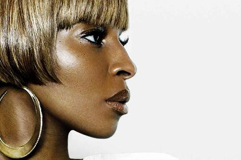 the one mary j blige album cover. Happy Birthday to the Queen of