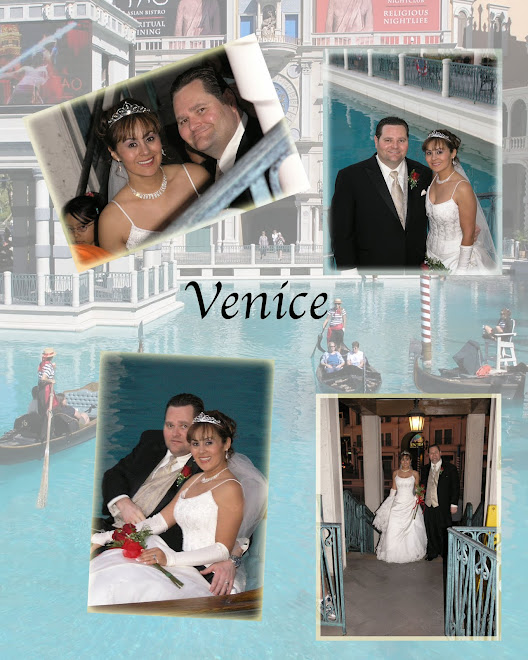 Sean and Luzmila's wedding