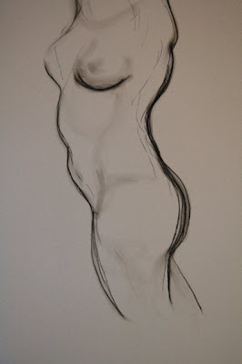 life drawing by ophelia keys