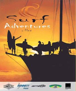 Filme Poster Surf Adventures - O Filme DVDRip RMVB Nacional