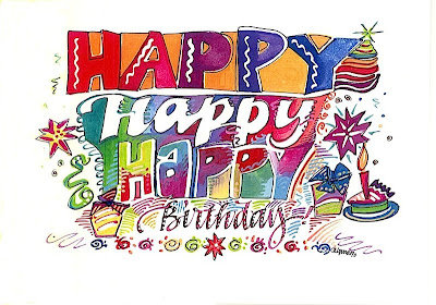Online Christmas Cards: Christmas Birthday Cards