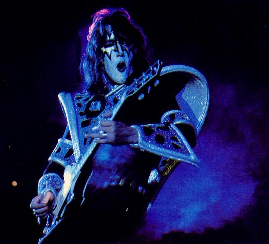Kiss Tommy Thayer Makeup: Rock N´roll Outlaw: ACE FREHLEY