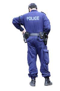 Blå Polis på bloggen