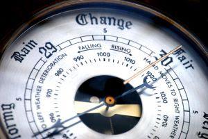 Barometern visar förändringar på gång